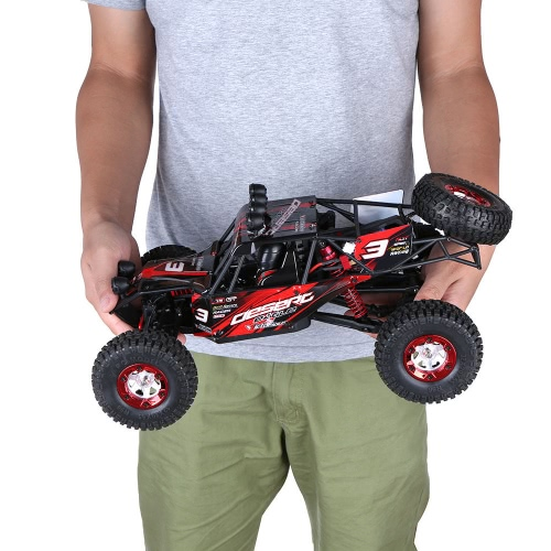 Ursprüngliche FEIYUE FY-03 EAGLE-3 01.12 4WD 2.4G Full Scale-Wüste Off-Road RC Car