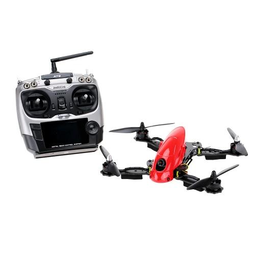 元リーバー F280 5.8 GhZ RTF FPV 競争ドローン Quadcopter UAV 元 RadioLink AT9 DSSS 9 ch 送信機 700TVL カメラ レンズ