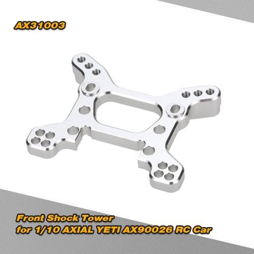 1/10 AXIAL YETI AX90026 RCカー用AX31003アルミ合金フロントショックタワー