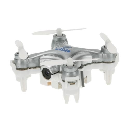 元 Cheerson CX 10 w 4 ch 6 軸ジャイロ Wifi FPV RTF ミニ RC Quadcopter 0.3 カメラ