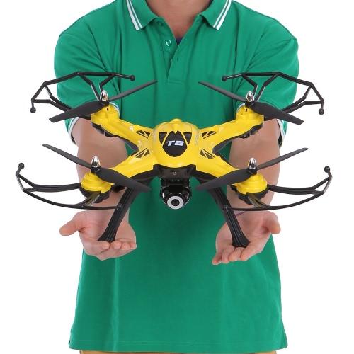 Ursprüngliche GoolRC T8C 2,4 GHz 4-Kanal 6-Achsen-Gyro 2.0MP HD Kamera RC Quadcopter mit einem Return-Taste CF-Modus 360 ° Umstülpen Funktion