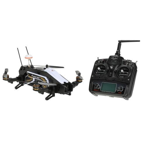 Original Walkera Furious 320 CC3D Basic Version FPV Racing Drone RTF RC Quadcopter with OSD 1080P HD Camera DEVO 7 Transmitter