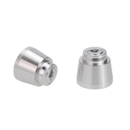 AX31011 Hex per ruote posteriori in lega di alluminio per 1/10 AXIAL YETI AX90026 RC