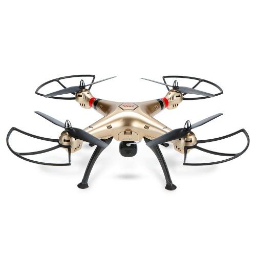 Quadcopter Syma X8HC 2.0MP HD Camera RC con ritenzione di altitudine e modalità senza testa