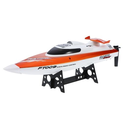 Sistema di raffreddamento ad acqua FEI LUN FT009 2.4G 4CH Sistema di corsa RC ad alte velocità da 30km / h ad alta velocità