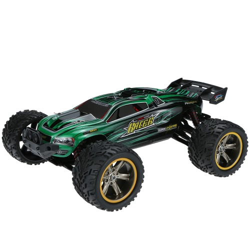 Original GPTOYS Luctan S912 1/12 High Speed ​​2.4Ghz brossé Electronic Powered 2WD Monster Truggy Off Road RC Car