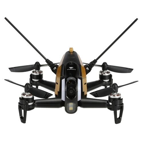 Original Walkera Rodeo 150 5.8G FPV Racing Drone Version RTF avec appareil photo 600TVL DEVO 7 Transmetteur