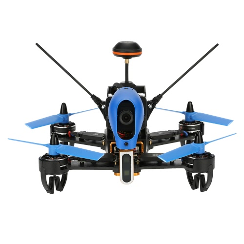 Оригинальная Walkera F210 3D Edition 5.8g FPV Racing Drone RTF с 700TVL камерой OSD DEVO 7 Transmitter