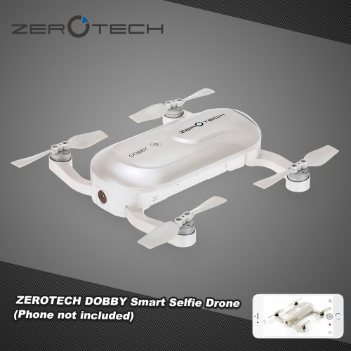 Original ZEROTECH DOBBY Wifi FPV Selfie Smart Drone With 4K 13MP HD Camera  3-Axis Gimbal GPS Pocket  RC Quadcopter