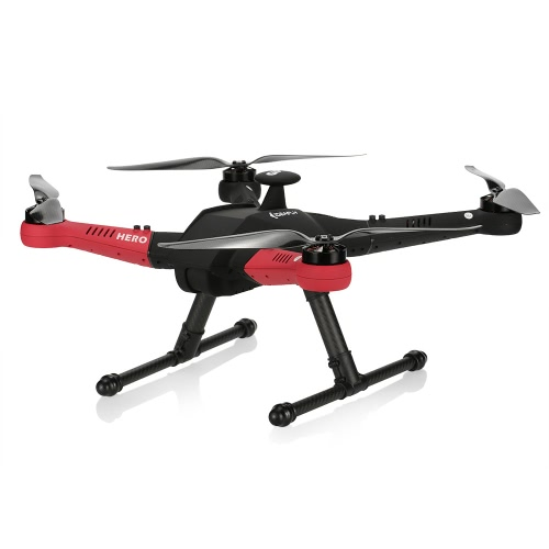 Original Ideafly HERO-550 2.4GHz 6 Axis Gyro RTF RC Quadcopter with One-key Return POI Mode Function