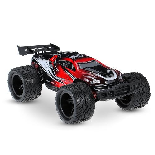 SUBOTECH original BG1508 1/12 2.4G 2CH 4WD RTR carreras de alta velocidad del carro de monstruo del coche de RC