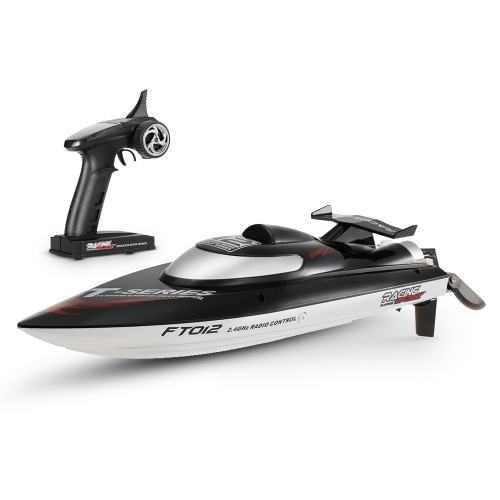 Feilun FT012 2.4G Brushless 45km / h haute vitesse RC Racing Boat