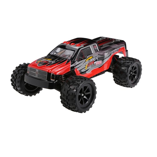 WLtoys L969 2.4G 1:12 Escala 2WD 2CH cepillado eléctrico RTR Bigfoot Monster Truck RC