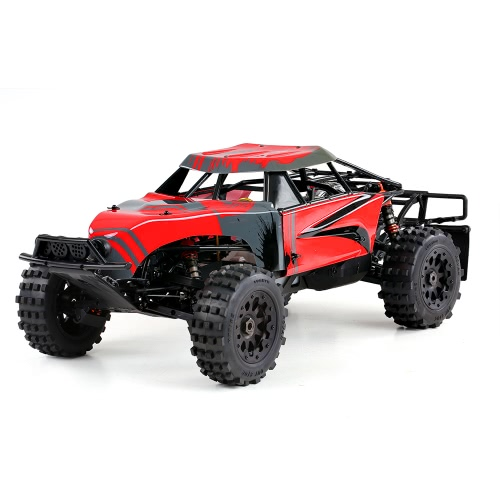 Original Rovan Baja 305FT 1/5 2.4Ghz RWD 30.5CC Gasoline Powered Desert Buggy RTR Remote Control Car