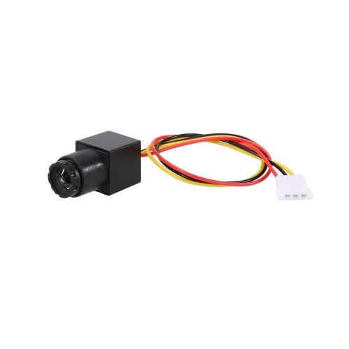 """MC900D-V9 520TVL HD Vídeo de 90 graus Angel Mini Câmera CCTV Câmera de vídeo CMOS de 1/3 """"com caixa Sistema NTSC para H150 QAV210 QAV250 RC FPV Drone Quadcopter"""