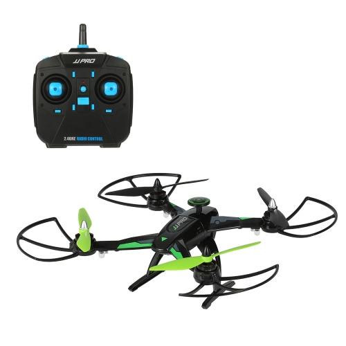 Original JJR/C JJPRO X1 2.4G 4CH 6-Axis RC Quadcopter Brushless Motor RTF Drone