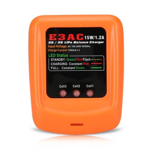 E3AC 15W/1.2A Professional LiPo Balance ...
