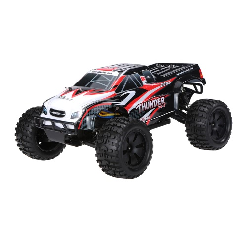 ZD Racing NO.9106 Thunder ZMT-10 Brushless Electric Monster Truck RC Car 2.4GHz 4WD 1/10 Scale RTR