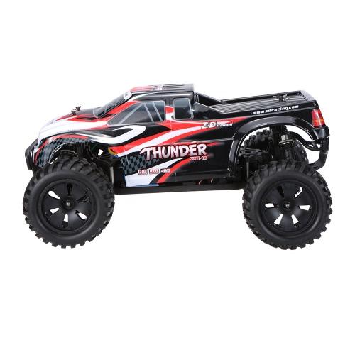 Originale ZD Racing NO.9106 Thunder ZMT-10 2.4GHz 4WD 1/10 scala auto RC