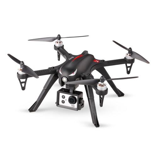 MJX B3 Bugs 3 2.4G Бесщеточный двигатель Независимый ESC Drone с камерой C4000 1080P Quadcopter