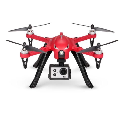 MJX Bugs 3 B3 2.4G Pommeau sans balais Pommeur ESC autonome avec caméra C4000 1080P Quadcopter