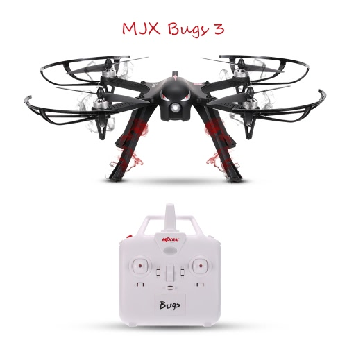 MJX Bugs 3 RC Quadcopter,limited offer $90