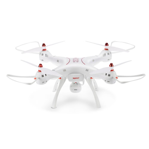 Original Syma X8SW Wifi FPV 720P HD Camera Drone 2.4G 4CH 6-Axis RC Quadcopter with Barometer Set Height RTF