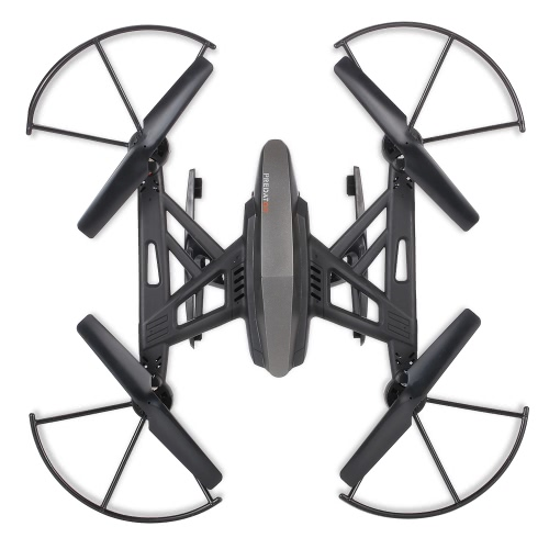 JXD 516W 0.3MP Camera Wifi FPV 2.4G 4CH 6-axis Gyro RC Quadcopter RTF with Altitude Hold Headless Mode RC Drone от Tomtop.com INT