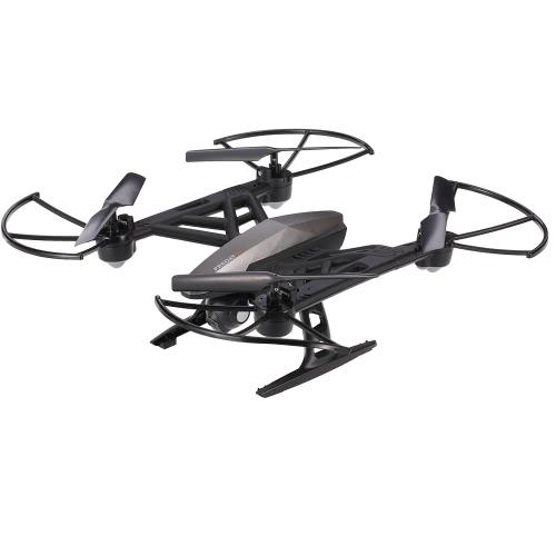 JXD 516W aparat 0,3MP Wifi FPV 2.4G Czterokołowiec 4 cyrkulacyjny 6-stożkowy RTF z wysokotonowym trybem bezgłośnym RC Drone