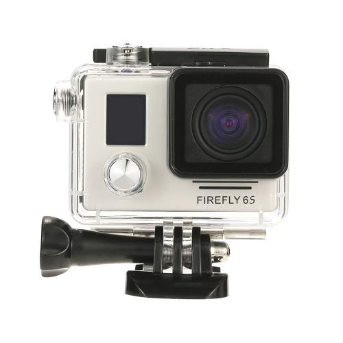 Hawkeye Firefly 6S Distortionless 4K Sport UHD DV 16MP WiFi FPV Camera for QAV250 F450 F550 Drone Quadcopter Aerial Photography