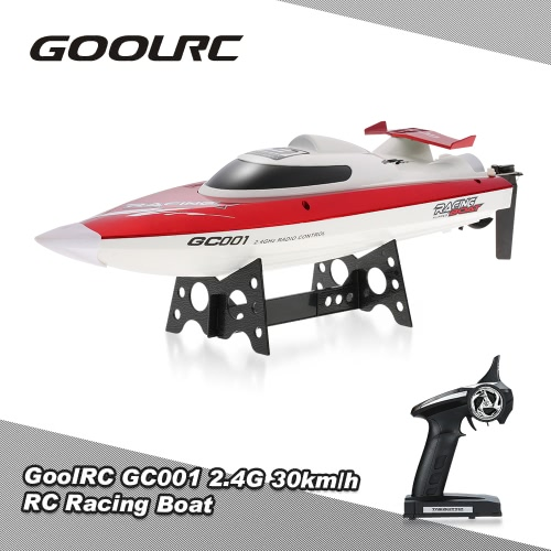 GoolRC GC001 2.4G Water Cooling System Self-righting 30km/h High Speed Racing RC Boat