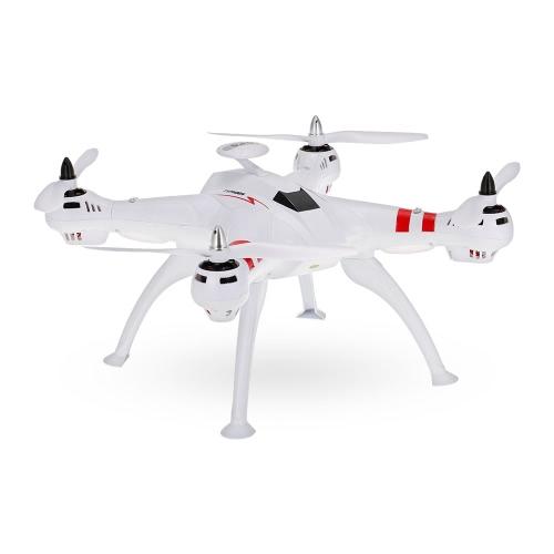 BAYANGTOYS X16 2.4G 4CH Gyro de 6 eixos Sem escova GPS Quadcopter RC Drone com Gimbal RTF Modo sem cabeça Altitude Hold Function