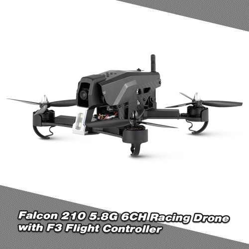 Tovsto Falcon 210 RTF 540TVL 5.8G 6CH FPV Racing Drone with F3 Flight Controller OSD Brushless Racing Quadcopter