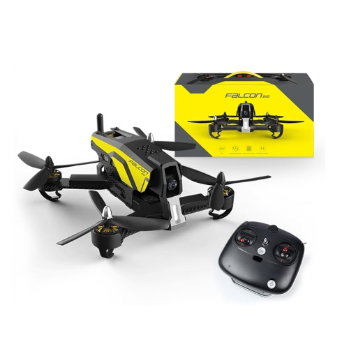 Tovsto Falcon 210 RTF 540TVL 5.8G 6CH FPV Racing Drone com F3 Flight Controller OSD Brushless Racing Quadcopter
