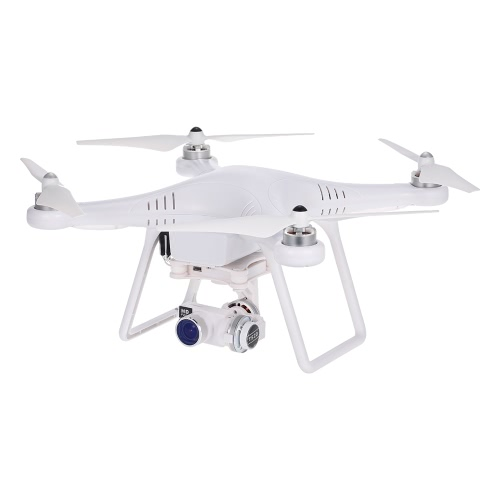 TOVSTO V2 Aegean SE 5.8G FPV 4K Camera Brushless Quadcopter 2-Axis Gimbal Professional Aerial Photography GPS Drone RTF