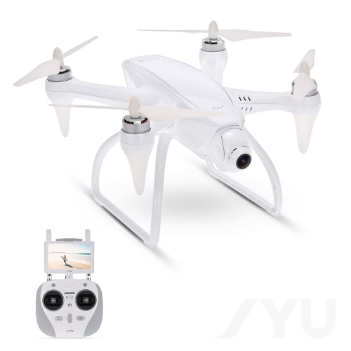 JYU Hornet 2 5.8G FPV Version 1080P HD Camera Drone Altitude Hold One Key Return Brushless GPS Quadcopter