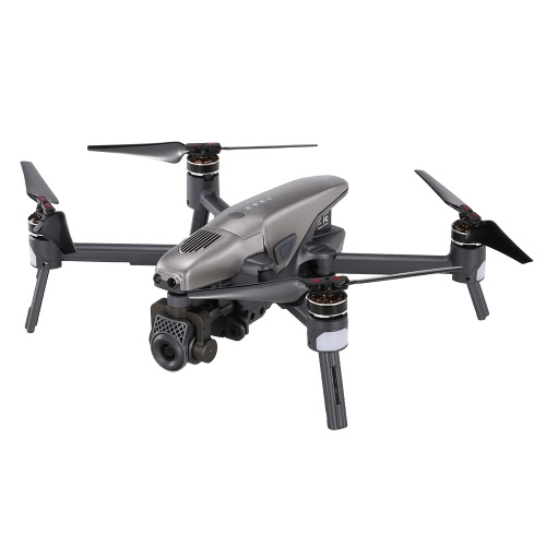 Original Walkera VITUS 320 5.8G FPV Quadcopter Dobrável Com 3-Eixos Gimbal 4K Camera Obstacle Avoidance AR Games Drone