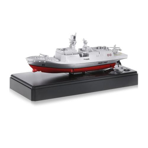 オリジナルのおもちゃを作成するSea Wing Star 3318 2.4GHzすべての方向ナビゲーションミニラジオコントロール電動艦船RTR