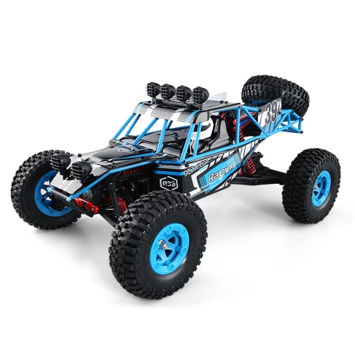 Original JJR/C Q39 2.4GHz 1/12 4WD RTR Desert Off-road Vehicle Short-course Truck RC Car
