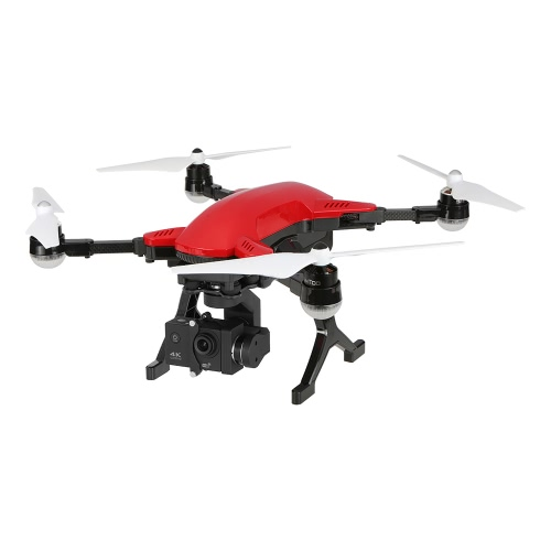 SIMTOO Libelle Wifi FPV Brushless RC Quadcopter - RTF