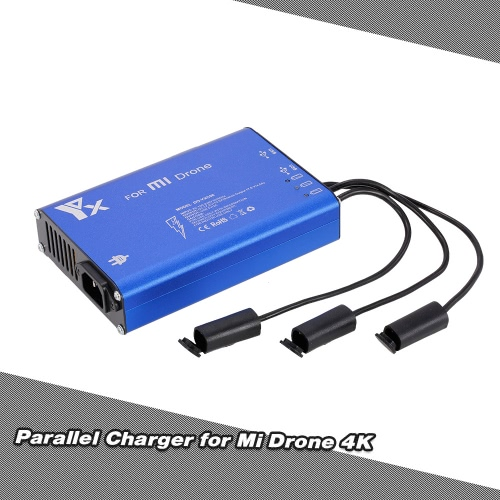 5 in 1 Parallel Power Hub Intelligent Battery Charger for XIAOMI MI Drone 4K 1080P FPV Drone Quadcopter
