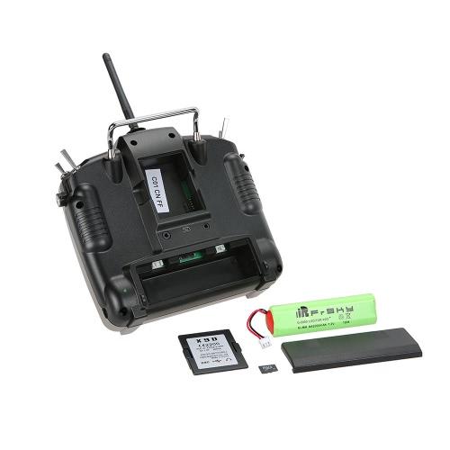 Oryginalny nadajnik radiowy FrSky Taranis X9D Plus 2.4G ACCST 16CH