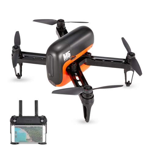 WINGSLAND M5 Wifi FPV RC Quadcopter - RTF