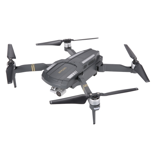 OBTAIN C-FLY F803 1080P HD Camera Wifi FPV Brushless Quadcopter 3-Axis Gimbal GPS Drone APP Control(Transmitter not Included)