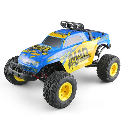 JJRC (JJR/C) Q40 Mad Man 1/12 2.4G 4WD Short-course Truck High Speed Off-road Car Buggy RTR