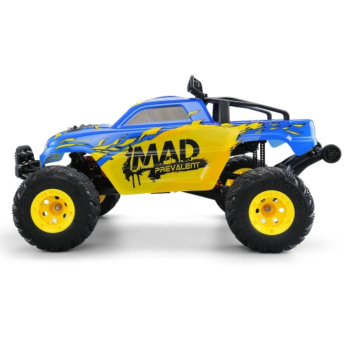 JJR-C Q40 Mad Man 1-12 2.4G 4WD Short-course Truck High Speed Off-road Car Buggy RTR