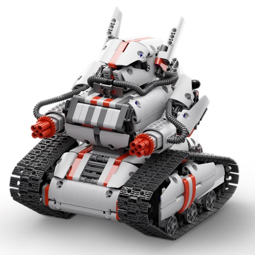 Original XIAOMI Mitu Rover DIY Mobile Phone Control Building Self-assembled Tank Battle Robot