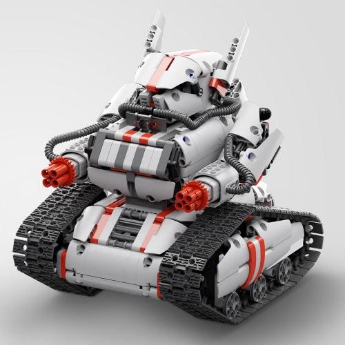 Original XIAOMI Mitu Rover DIY Mobile Phone Control Building Robô de batalha de tanque auto-montado