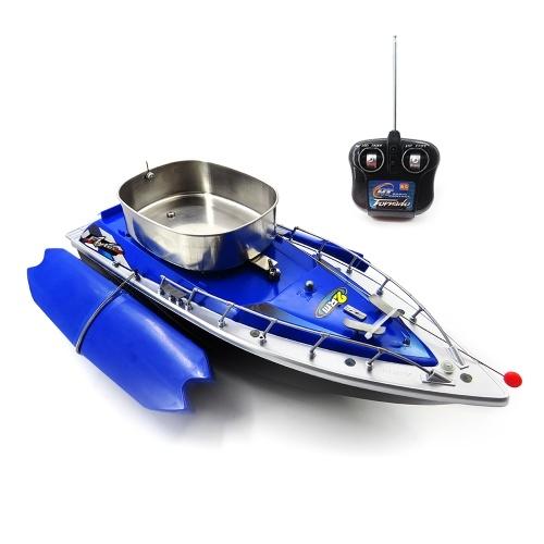 Flytec Intelligent Sans Fil Électrique RC Pêche Bait Bateau Télécommande Fish Finder Navire Searchlight Jouets
