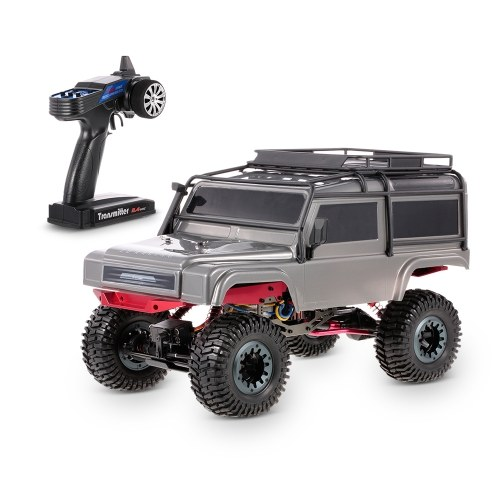 ZD Racing 08422 1/8 2,4G 2CH 4WD RC Rock Crawler Offroad-Klettern Buggy Car